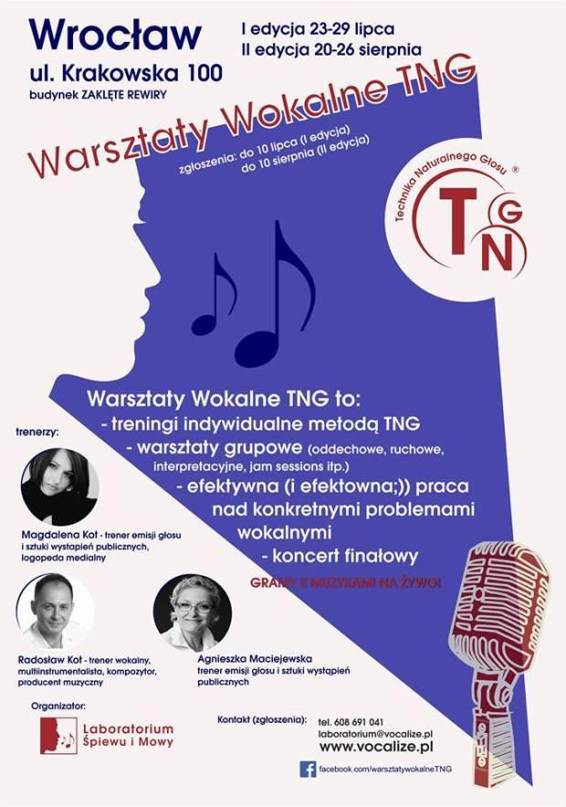 Warsztaty TNG